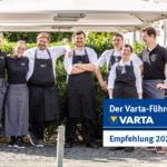 Ausgezeichnet mit dem Varta-Empfehlungssiegel 2021!